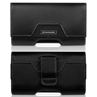 Marware ABCP11 C.E.O. Prestige Case for iPhone 4 & iPhone 4S  - 1 Pack -  Retail Packaging - - Marware Leather Ceo