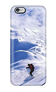New Snow S Tpu Skin Case Compatible With Iphone 6 Plus