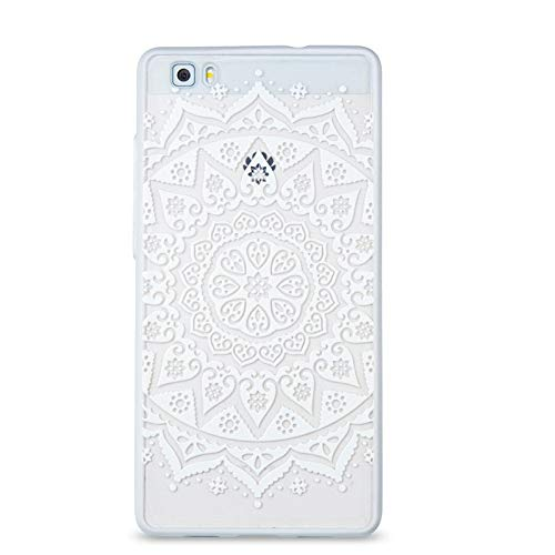 Amazon.com: for Samsung Case - Lace Black Rose 3D Phone Case ...