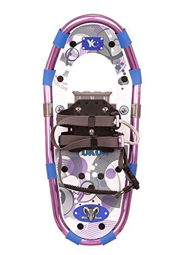 Aluminum Junior Snowshoe - YUKON YOUTH Aluminum Snowshoe - Purple