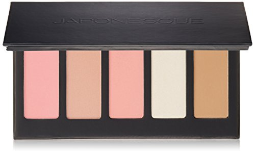 Japonesque Makeup - JAPONESQUE Velvet Touch Face Palette