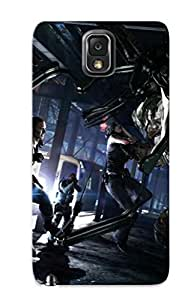 New Arrival Case Specially Design For Galaxy Note 3 (resident Evil 6)