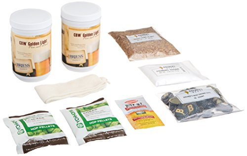 Brewer's Best American Pale Ale Home Brewing Ingredient Kit by Brewer's Best
