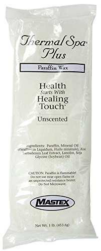 Thermal Spa Paraffin Plus Wax Refill-Unscented-16 oz by Thermal Spa