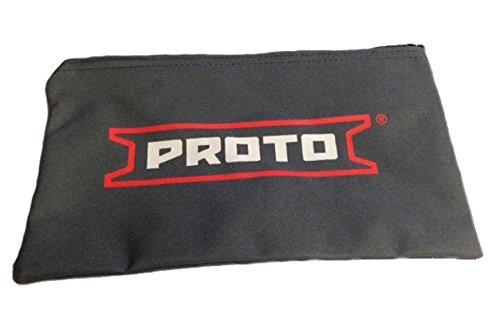 Stanley Proto J95305 Proto All-Purpose Canvas Zipper Bag