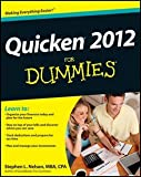 img - for Stephen L. Nelson: Quicken 2012 for Dummies (Paperback); 2011 Edition book / textbook / text book