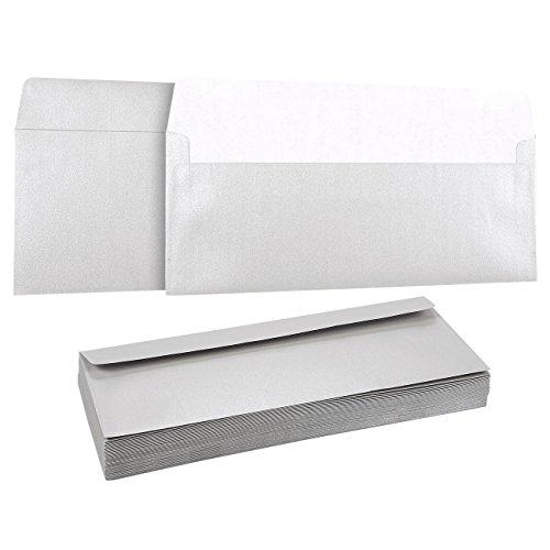 silver envelop seals - 3