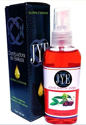 Aceite JYE Jojoba 100% Puro 60 ML