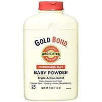 Gold Bond Cornstarch Plus Baby Powder 4 oz