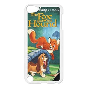 Personalized Durable Cases Ipod Touch 5 Phone Case White Wpzqv The Fox and the Hound Protection Cover