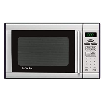 Half Time Microwave / Convection Oven   Stainless Steel