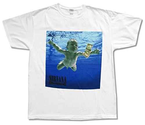 Buy nirvana t shirt dress - 6