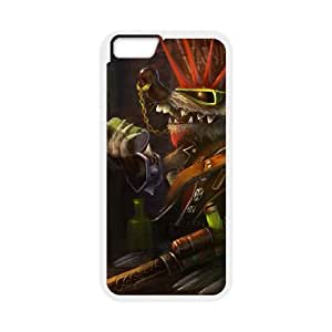 League of Legends(LOL) Twitch iPhone 6 4.7 Inch Cell Phone Case White Phone Accessories LK_734171