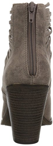 Pictures of Fergalicious Women's Wicket Ankle Bootie Brown 8