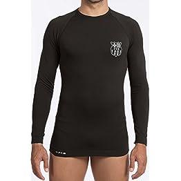 Fc Barcelone Maillot Thermique fit Barca - Collection Officielle Taille Enfant garçon