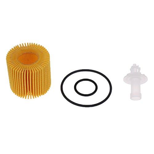 MagiDeal Car Oil Filter for Toyota Corolla Matrix Prius Scion 04152-37010