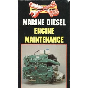 Marine Diesel Engine Maintenance [VHS]
