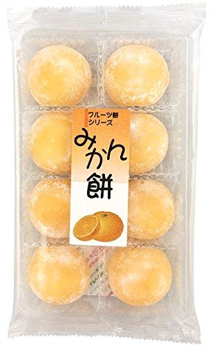 Fruits Mochi Daifuku Mikan 8.33oz/238g