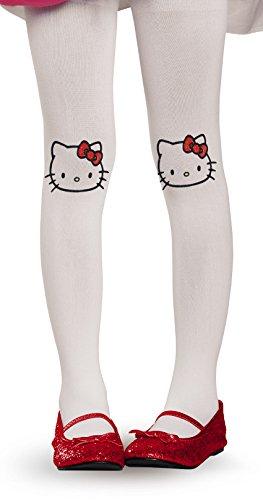 Little Girl Hello Kitty Costume (Hello Kitty Child Tights)