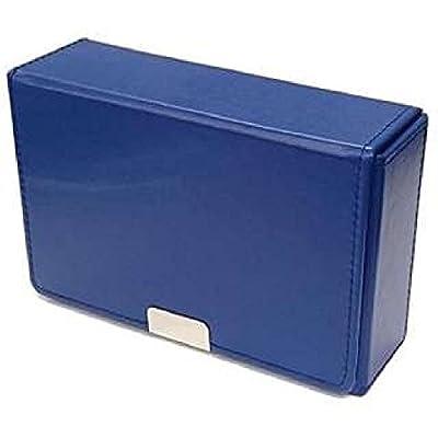 Accra gohisei slim card case (blue) Japan used like new