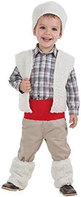 LLOPIS - Disfraz Bebe Pastor t-s: Amazon.es: Juguetes y juegos