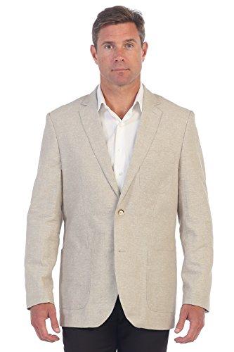 Gioberti Mens Linen Sports Coat ...