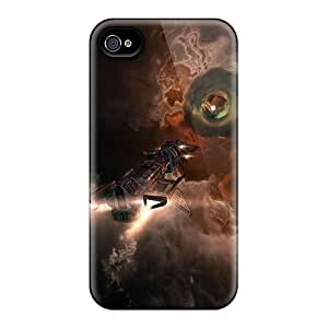 Design Space Time Hard For Case HTC One M7 Cover