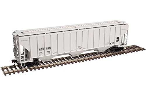 4750 Hopper - Atlas ATL20003921 HO Trainman Thrall 4750 Covered Hopper, AEX #669