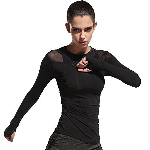 Yabliss - T-shirt de sport - Femme