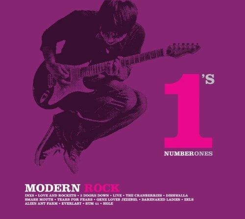 Modern Rock Number 1's