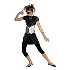 Black-Suited Spider-Girl Costume – Medium