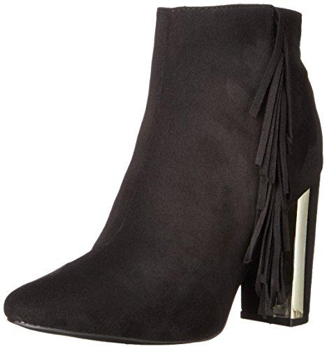Qupid Women's Panel 04 Boot Black DcqCl