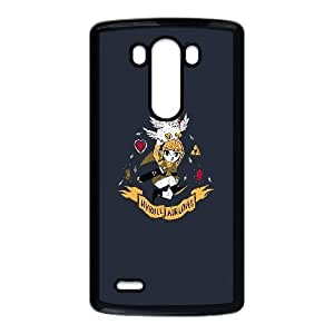 LG G3 Cell Phone Case Black HYRULE AIRLINES Irowz