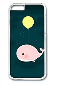 Balloons And Whales Slim Soft Cover Diy For SamSung Galaxy S5 Case Cover PC Transparent Cases