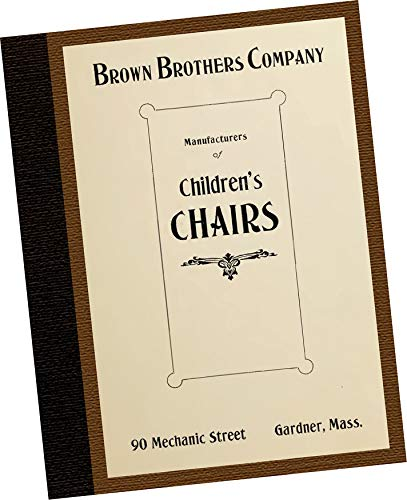 Ordinaire 1919 1922 Brown Brothers Company Manufacturers Of Childrenu0027s Chairs By  Brown Brothers Company, Gardner