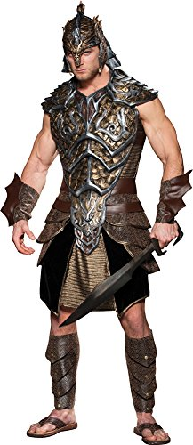 Dragon Lord Costume - Large - Chest Size (Dragon Lord Adult Costumes)