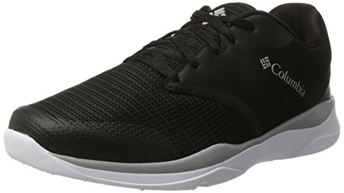 Columbia Mens Ats Lite Trail-runners Nero, A Vapore