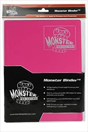 Monster Protectors Monstruo carpeta 9 cartas para recoger el ...