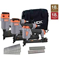 HDX 5-Piece Pneumatic Finishing Kit