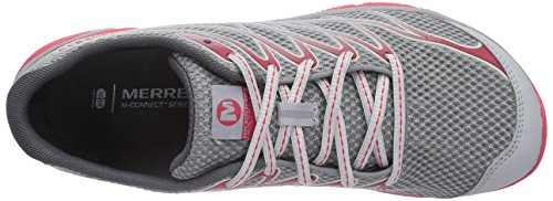 Merrell Womens Bare Access Arc 4 Trail Running Shoe Grey/Geranium WjLCCcQw