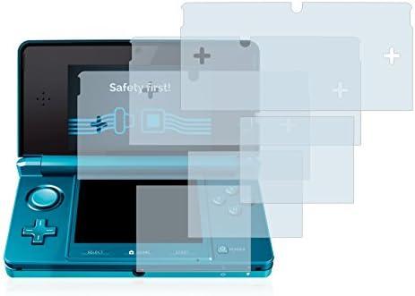 savvies Protector Pantalla Compatible con Nintendo 3DS (6 Unidades ...