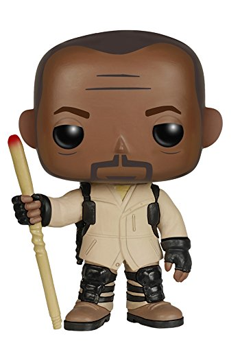 Funko Pop TV: Walking Dead Morgan Action Figure