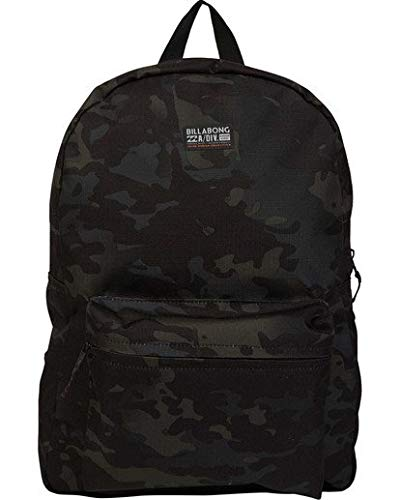Billabong Men's All Day Multicam Backpack Black Camo One Size