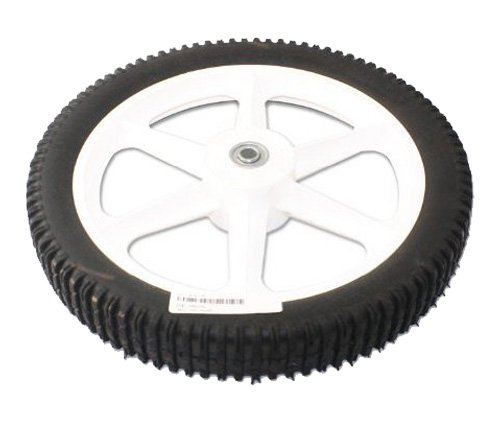 (Husqvarna 532189159 14X2 Replacement Wheel For Husqvarna/Poulan/Roper/Craftsman/Weed Eater)
