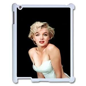 C-EUR Cover Case Marilyn Monroe customized Hard Plastic case For IPad 2,3,4 by icecream design