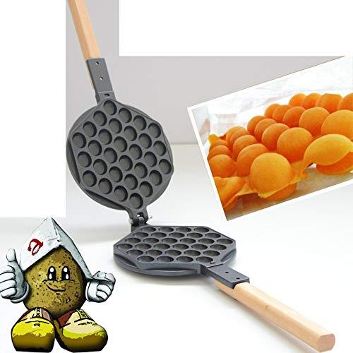 Water Hep Muffin Pan Stove Top Nonstick Hongkong Egg Puff Iron Eggettes Egg Waffle Pan Wafer Egg Makers