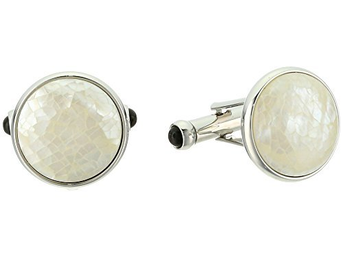 Ox and Bull Trading Co. Mosaic Mother of Pearl Cufflinks