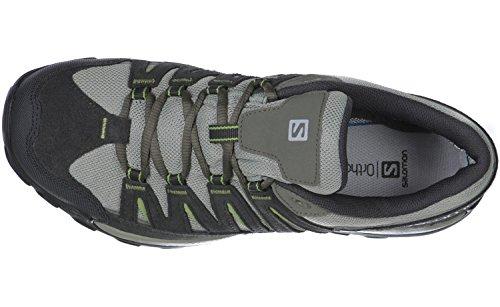 Salomon Norwood GTX Zapatillas de senderismo 10,0 dark titanium
