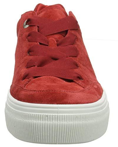 Donna red Ginnastica Da Legero 50 Basse red Lima Scarpe twYqqXC
