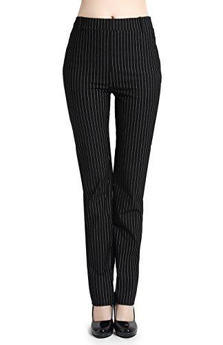 Pinstripe Slim Pant - 5